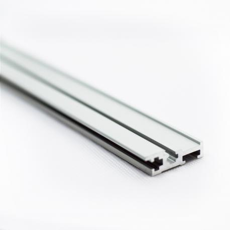 ซื้อ Eurorack Rails - Anodised Aluminium, Assorted Sizes (2pcs) (Aluminium, N/A, 84hp) ออนไลน์