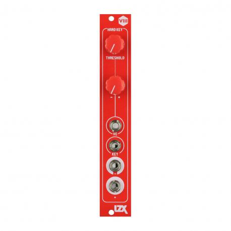 ซื้อ LZX Cadet VIII Hard Key Generator PCB + Panel (Red, Part Kit / PCB and Panel, 4hp) ออนไลน์