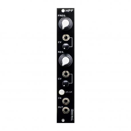 ซื้อ TAKAAB HPF-3320 2/4pole Voltage Controlled High-Pass Filter (Black, Pre Assembled, 4hp) ออนไลน์