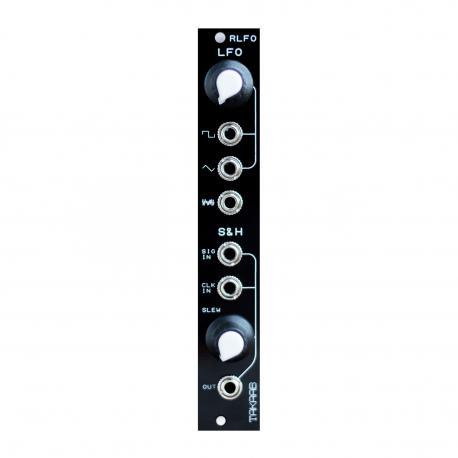 ซื้อ TAKAAB RLFO - Random LFO - Noise, LFO, Sample & Hold (Black, Pre Assembled, 4hp) ออนไลน์
