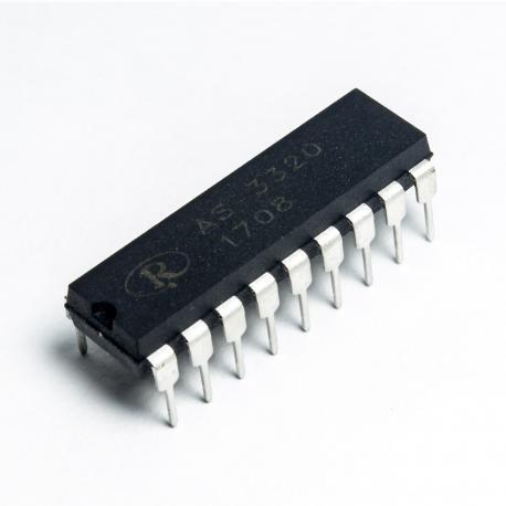 ซื้อ AS3320 VCF Voltage Controlled Filter IC, DIP (CEM3320 clone) ออนไลน์