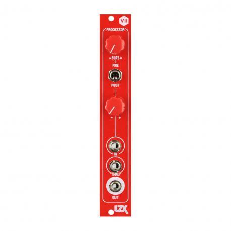 ซื้อ LZX Cadet VII Processor PCB + Panel (Red, Part Kit / PCB and Panel, 4hp) ออนไลน์