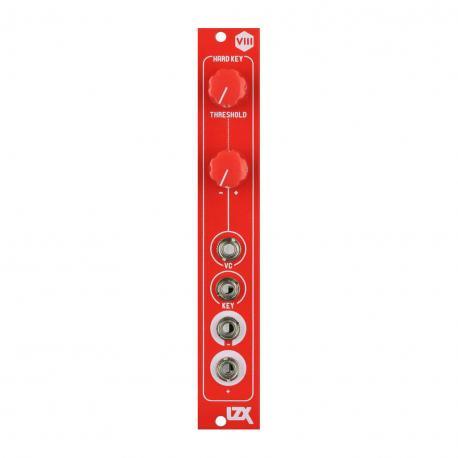 ซื้อ LZX Cadet VIII Hard Key Generator PCB + Panel (Red, Part Kit / PCB and Panel, 4hp) ออนไลน์