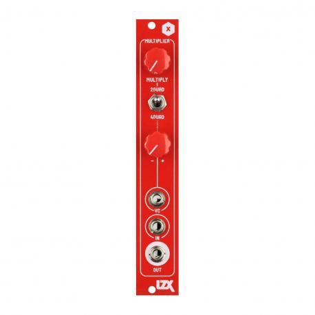 ซื้อ LZX Cadet X Multiplier PCB + Panel (Red, Part Kit / PCB and Panel, 4hp) ออนไลน์